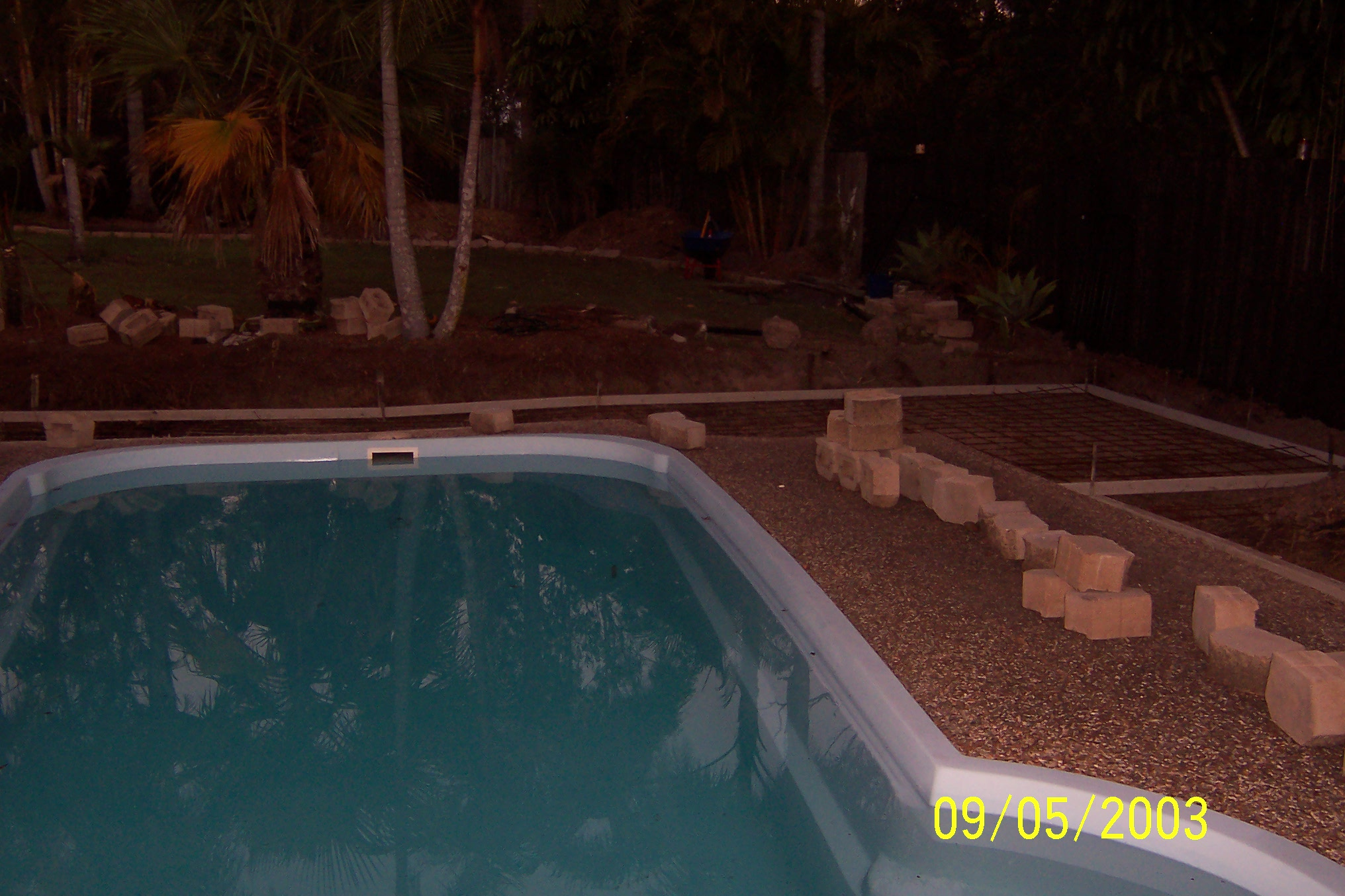 Scotts Pool Surround